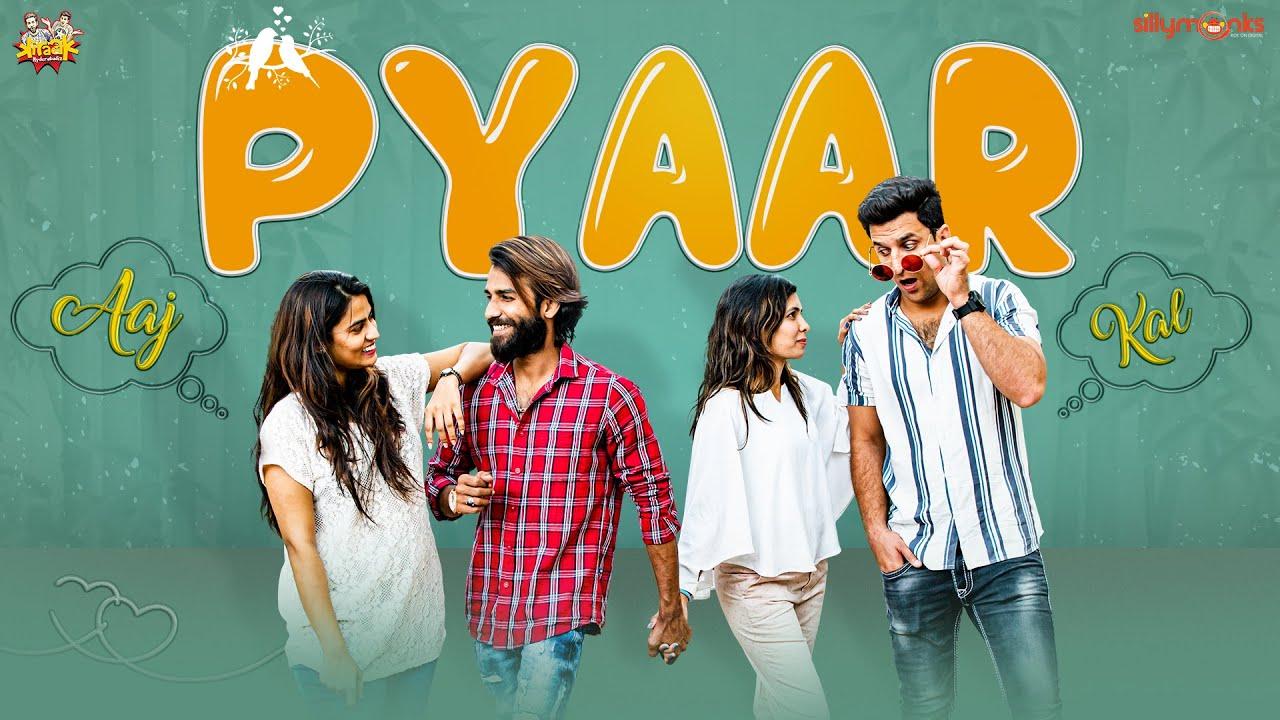 Pyaar Aaj Kal || Hyderabadi Comedy Video || Kiraak Hyderabadiz || Silly Monks