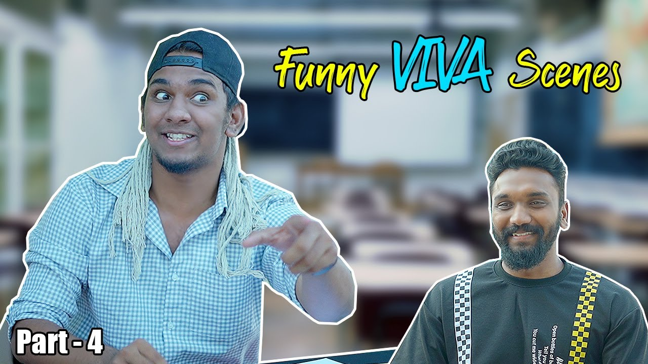 Funny Viva Scenes ft. Pichi Yakuu Part - 4 | Warangal Diaries