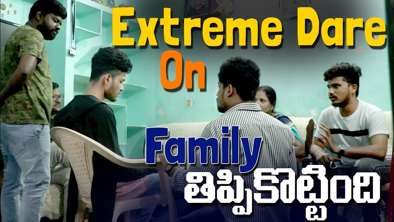 Extreme Dare On MoM(Reverse Dare On VinayKuyya Team) | VinayKuyya