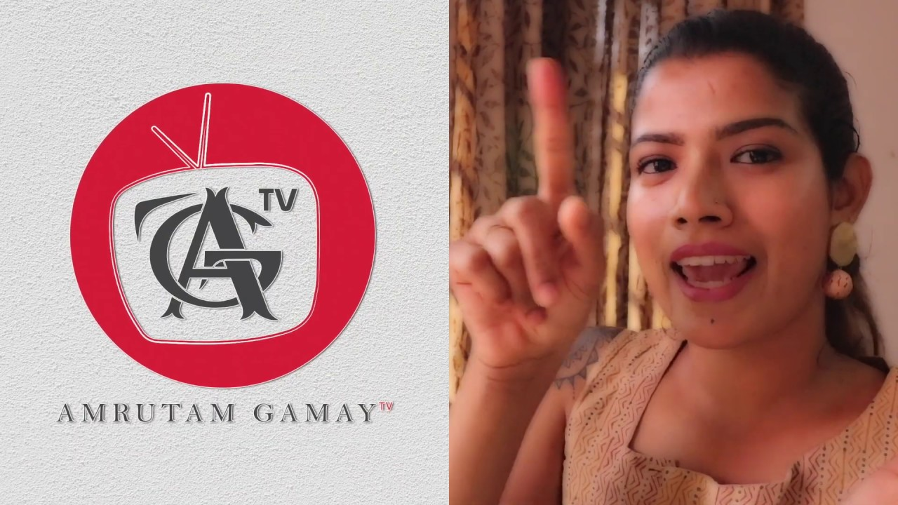 IMPORTANT ANNOUNCEMENT !!! AG TV is coming... | Amritha Suresh |