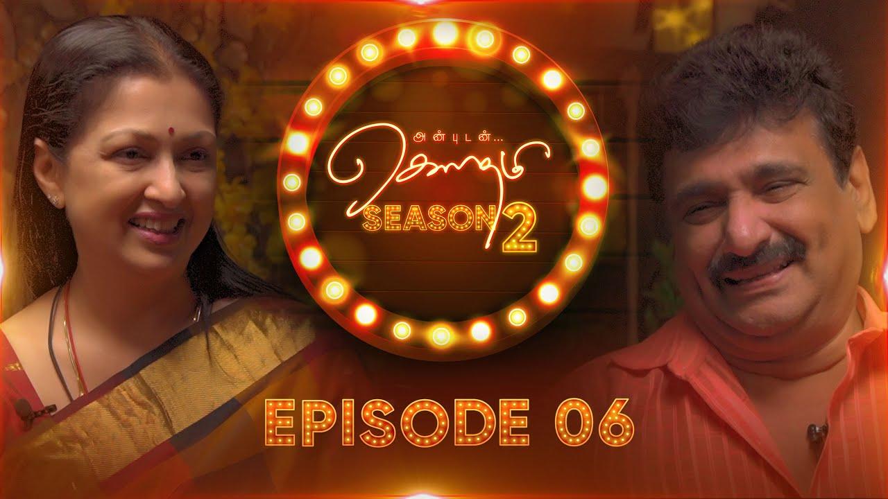 Anbudan Gautami #Season2 With Comedy Actor & Director Ramesh Kanna || Episode 6 || Life Again