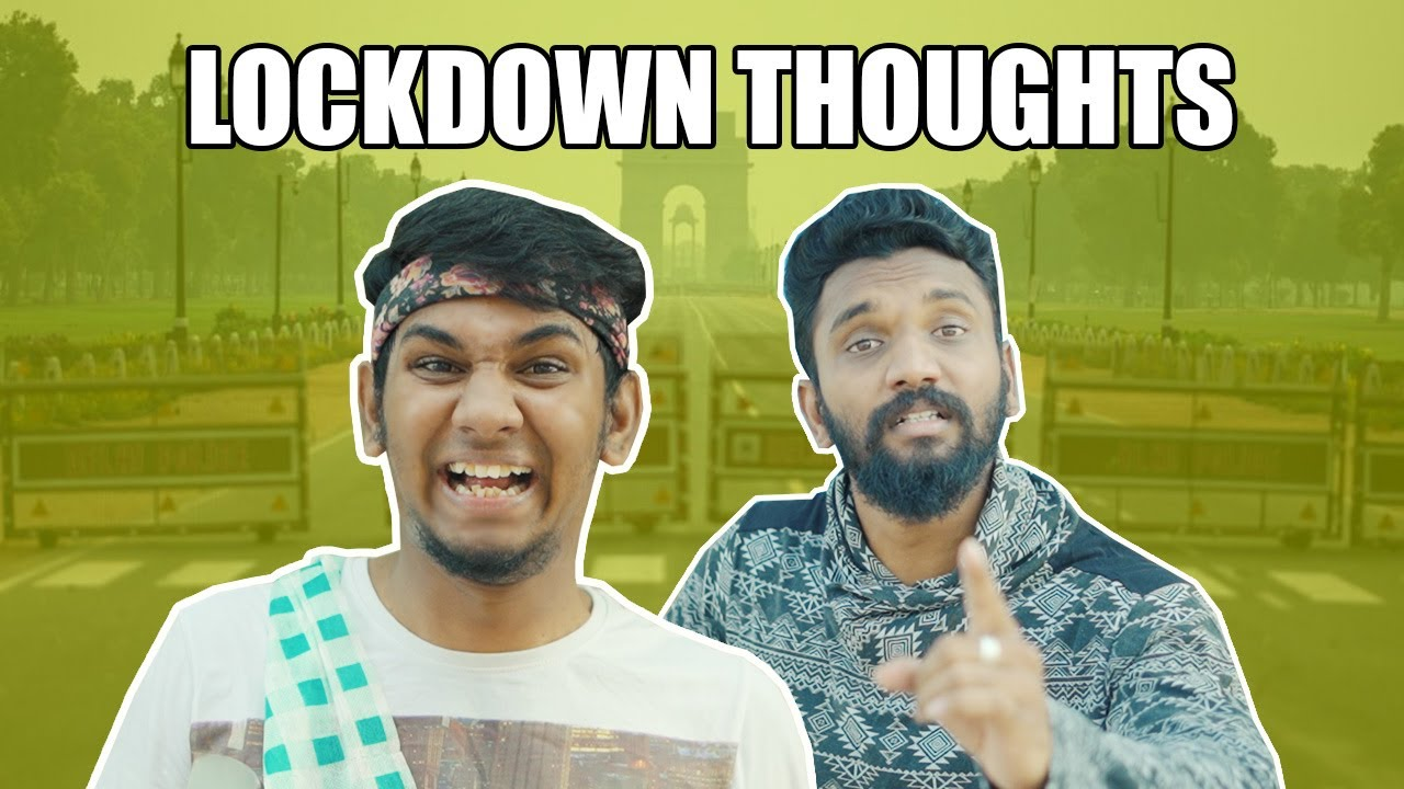 Funny Lockdown Thoughts | Warangal Diaries