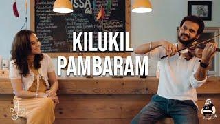 KILUKIL PAMBARAM COVER | ANJU JOSEPH ft FRANCIS XAVIER | JINCE MATHEW | POTBELLY FILMS